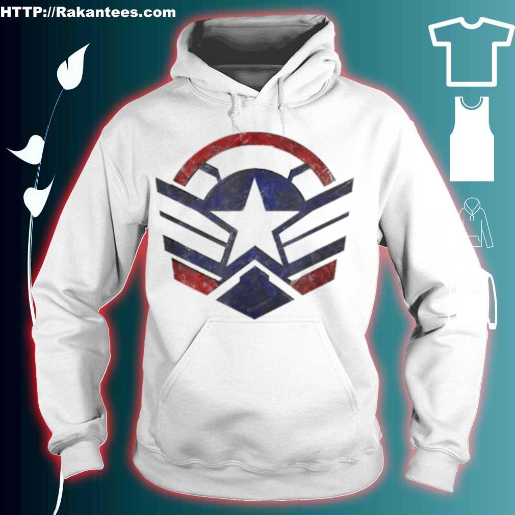 The Falcon And The Winter Soldier Captain America Star Icon Shirt hoodie
