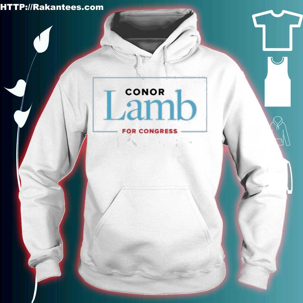 Conor Lamb For Congress Shirt hoodie