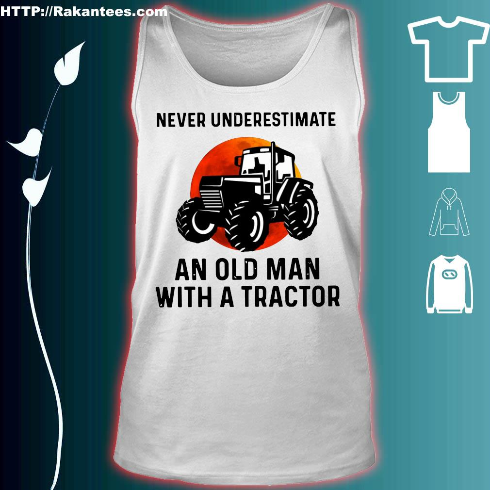 IH Circle Bold with Tractor Toddler Long Sleeve Tee