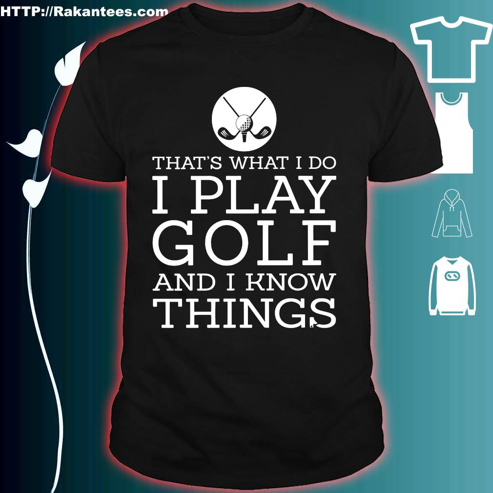 Im Going Golfing with My Grandpa Pack My Stuff Toddler//Kids Long Sleeve T-Shirt