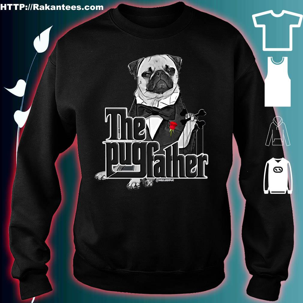 The Pug father s sweater