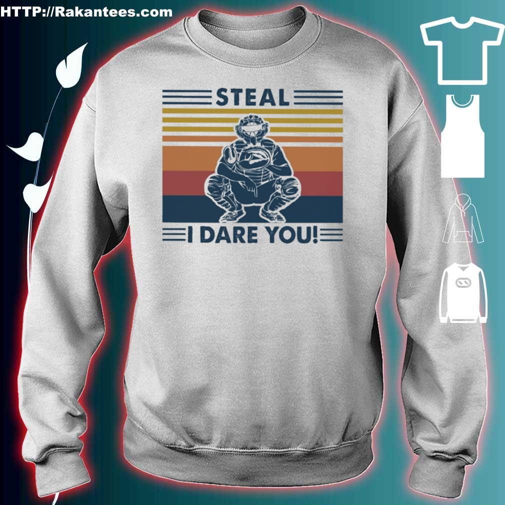 Steal i dare you vintage s sweater