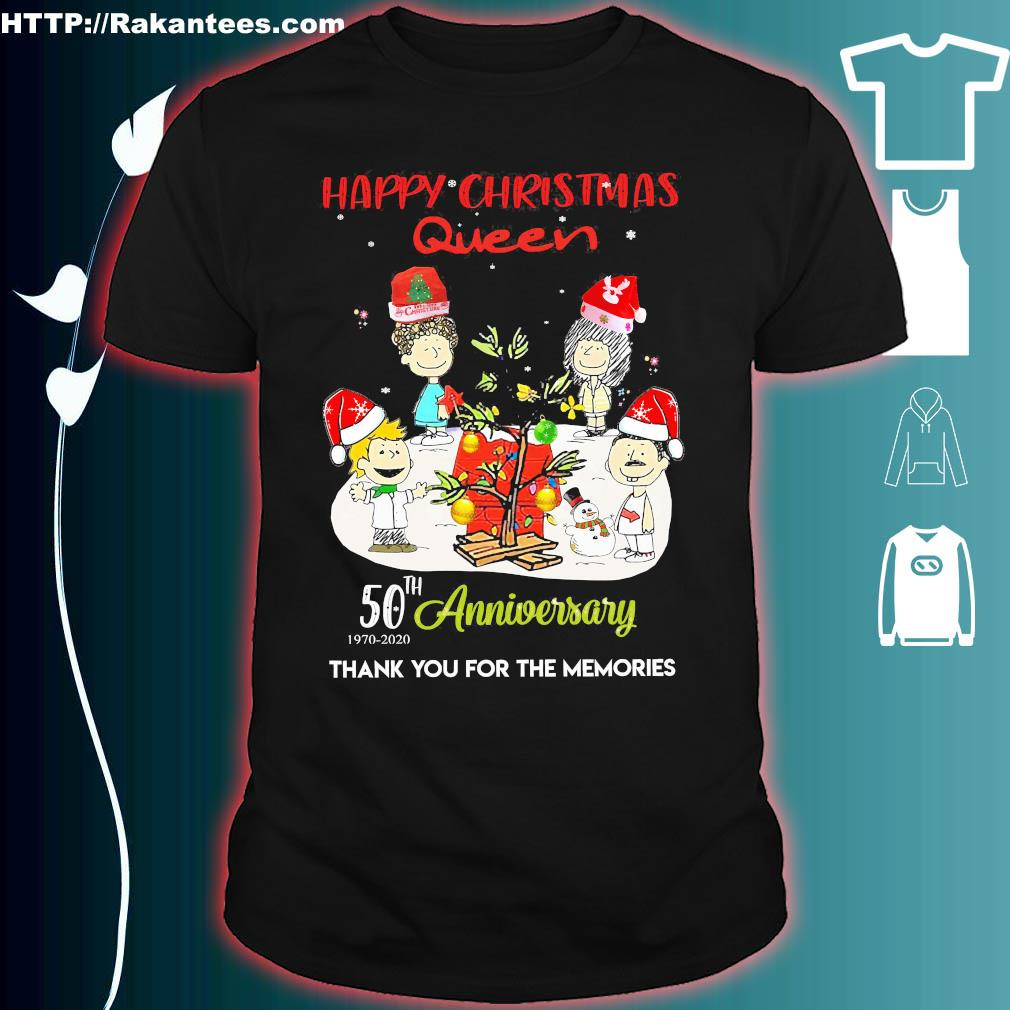 Christmas Queens Tour 2020 Happy Christmas Queen 50th anniversary 1970 2020 thank You for the