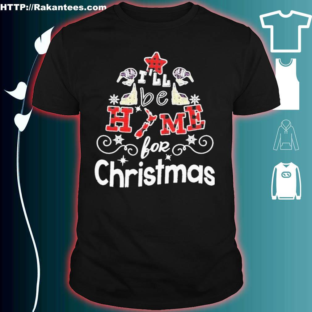 Official New Zealand I'll Be Home For Christmas Shirt