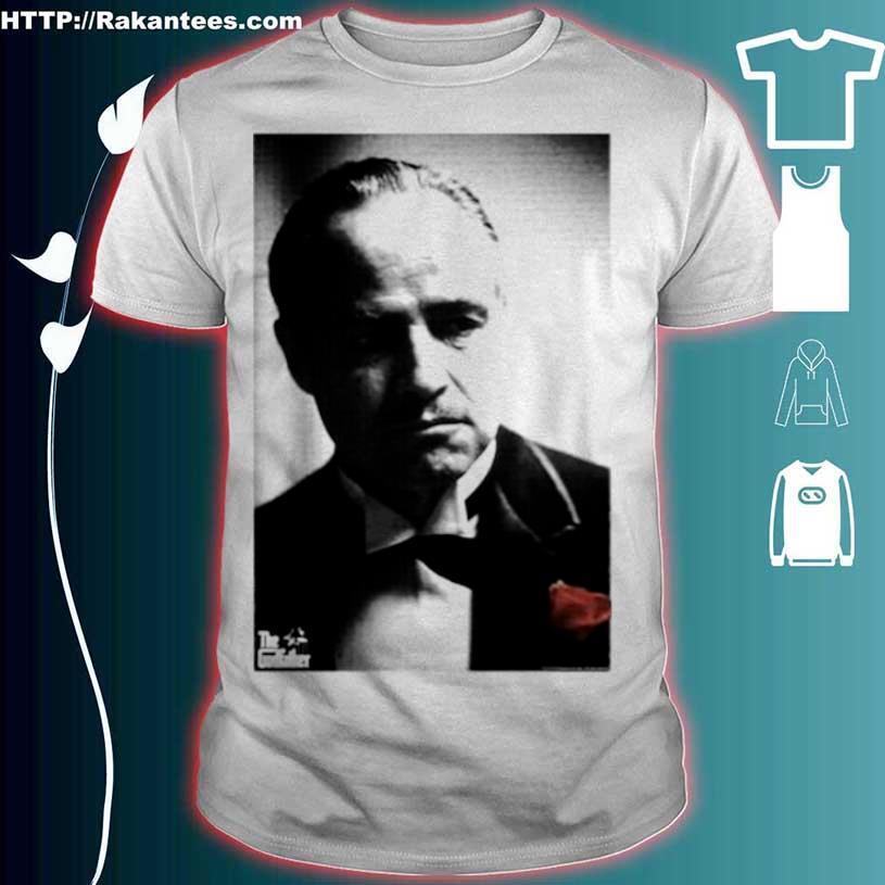The Godfather Don Vito Corleone Shirt